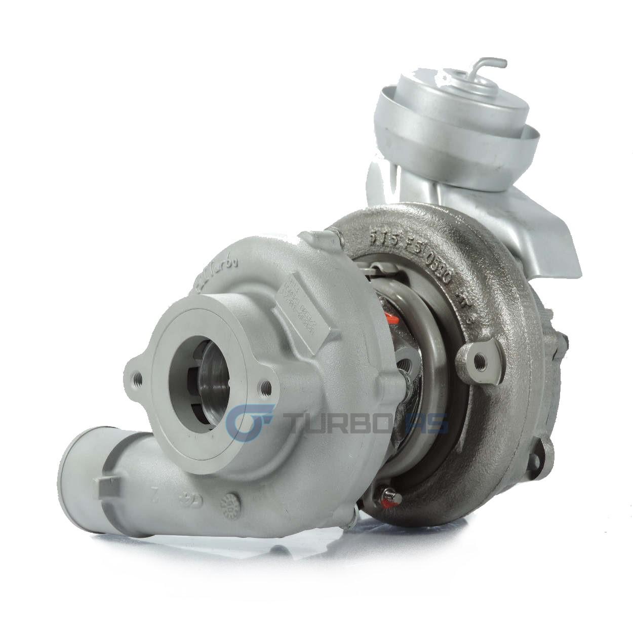 TurbosprężarkaVB13 - TURBO AS